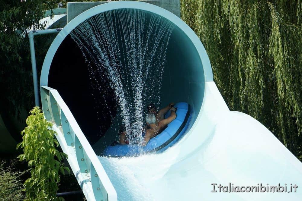 Aquafan Strizzacool azzurro tunnel (2)
