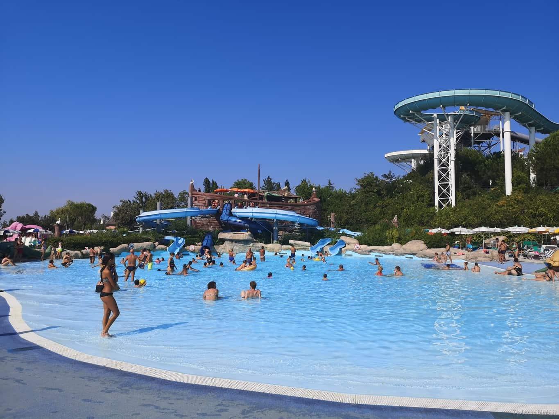 Aquafan piscina bambini Arca