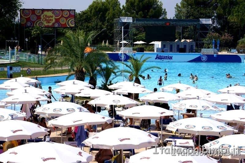 Aquafan - piscina onde