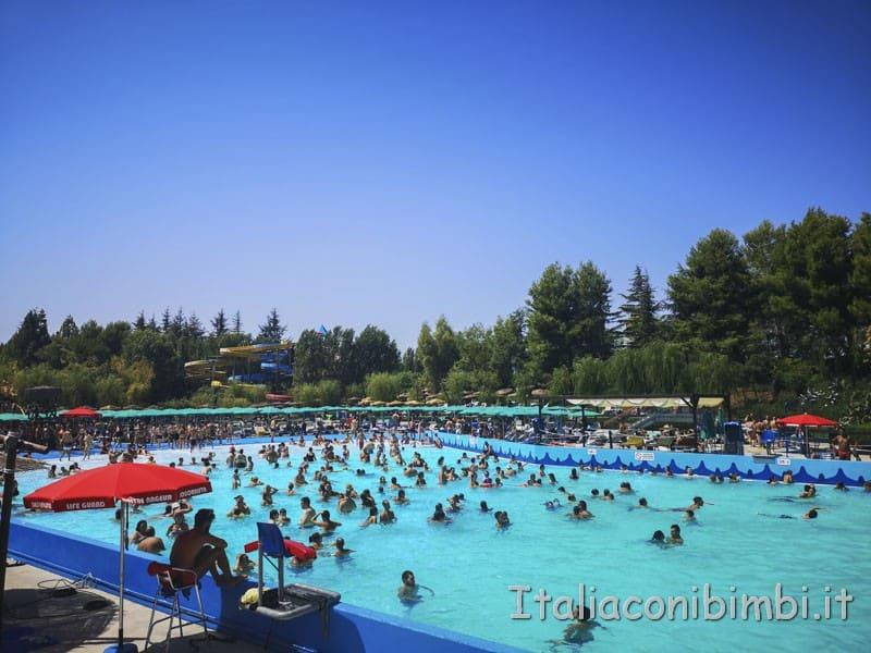 Aqualand di Vasto - piscina centrale