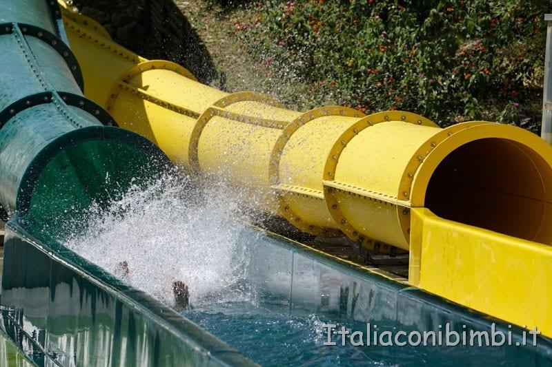 Aqualand di Vasto - scivolo Twister