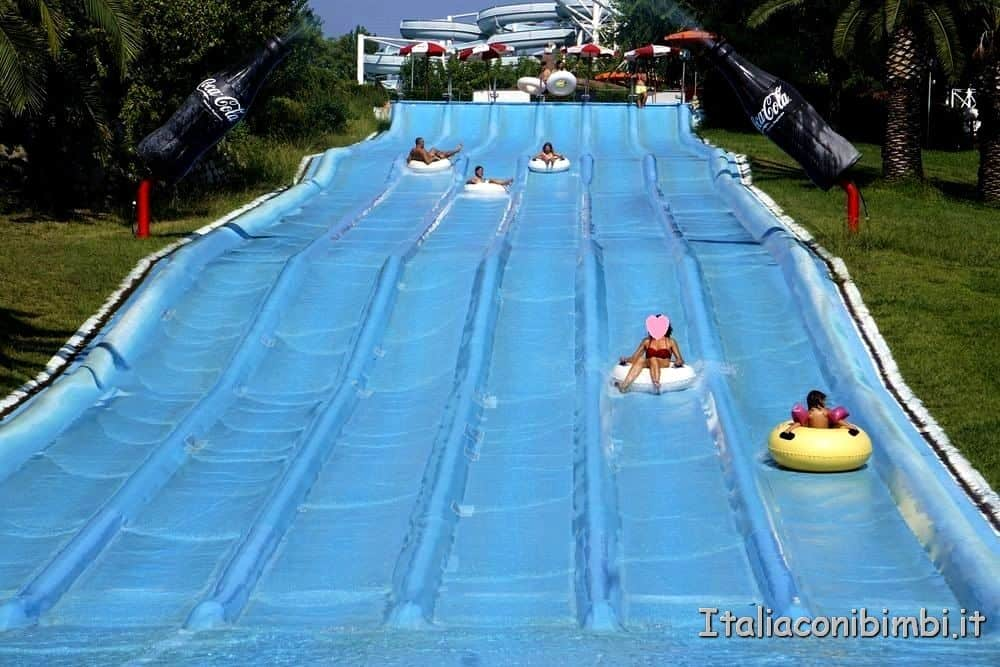 Aquafan Surfing Hill