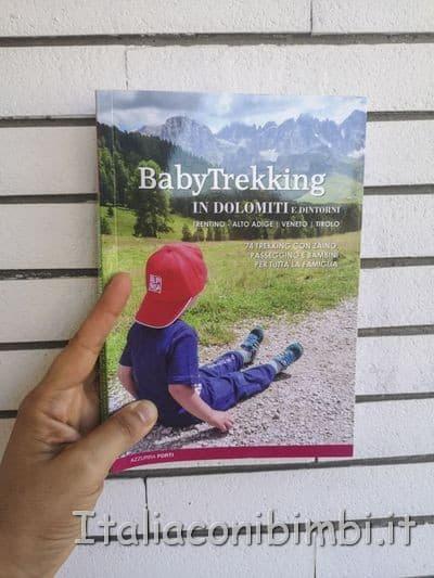 BabyTrekking- copertina fronte