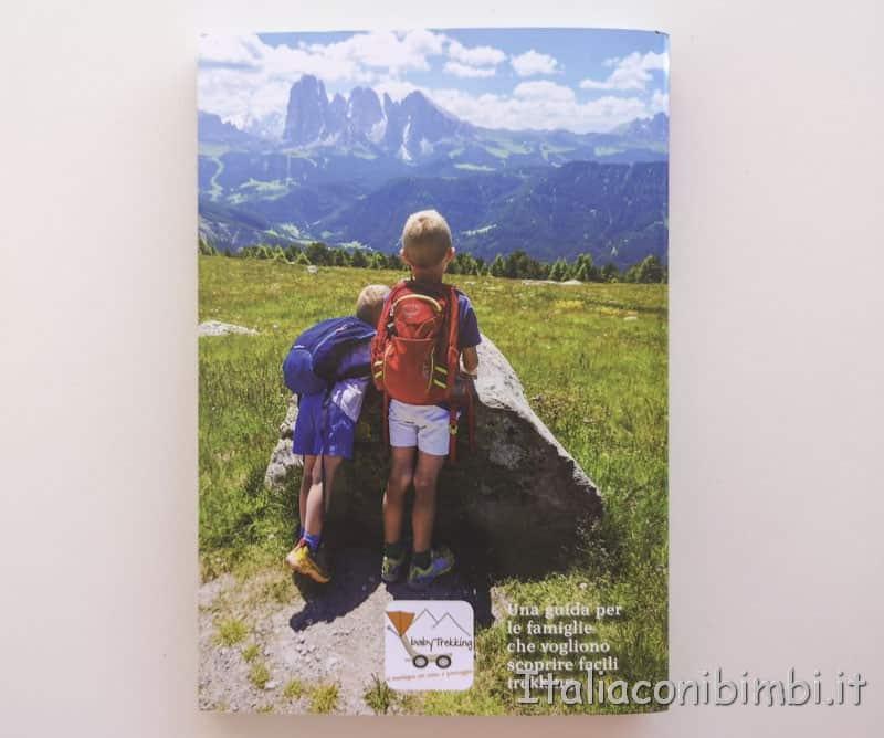 BabyTrekking- copertina retro