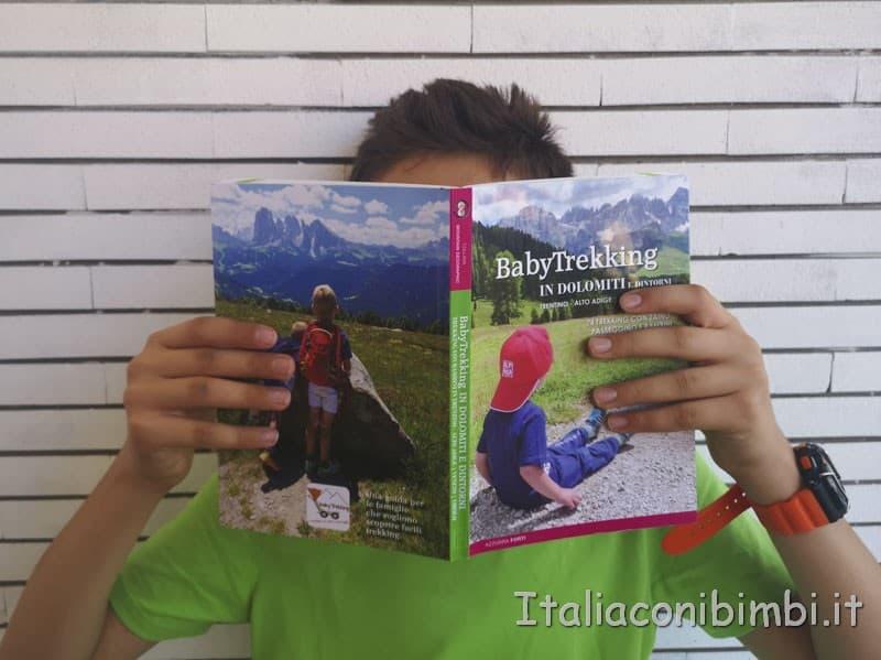 BabyTrekking- il libro