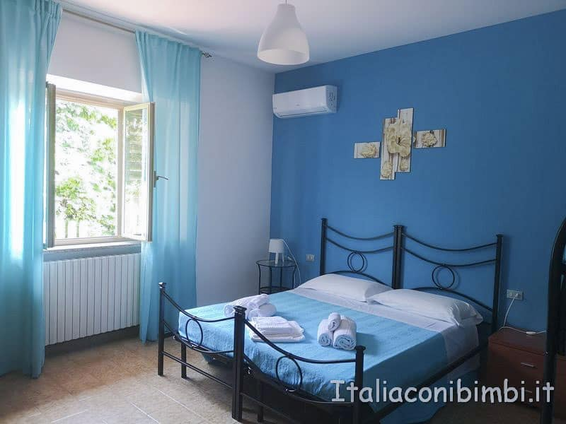 Bed and Breakfast Albatros di Casalbordino- camera quadrupla