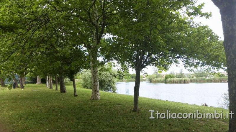 Bellaria Igea Marina - Parco del Gelso lago