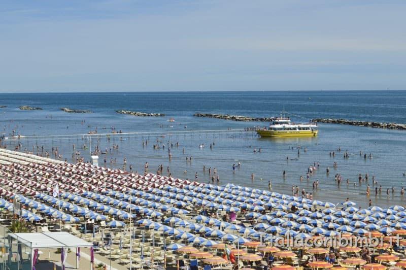 Bellaria Igea Marina - spiaggia