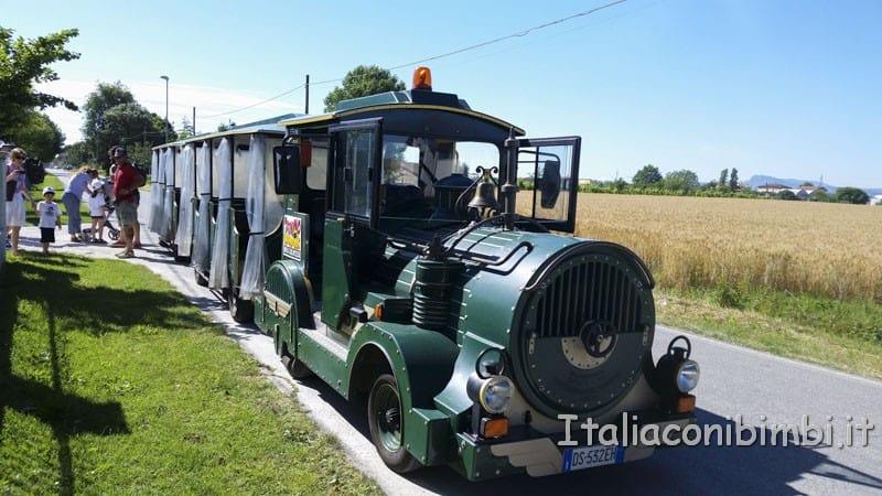 Bellaria Igea Marina - trenino verde