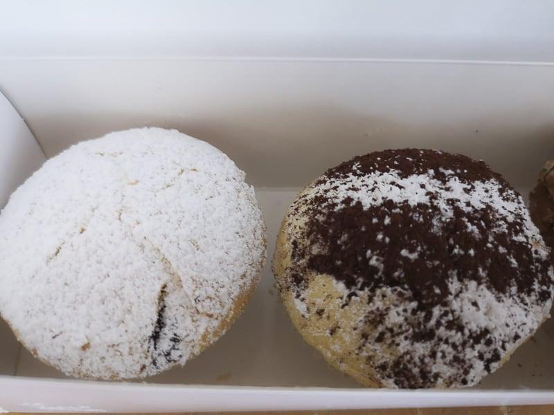 Castel Frentano - bocconotti al cioccolato nella scatola