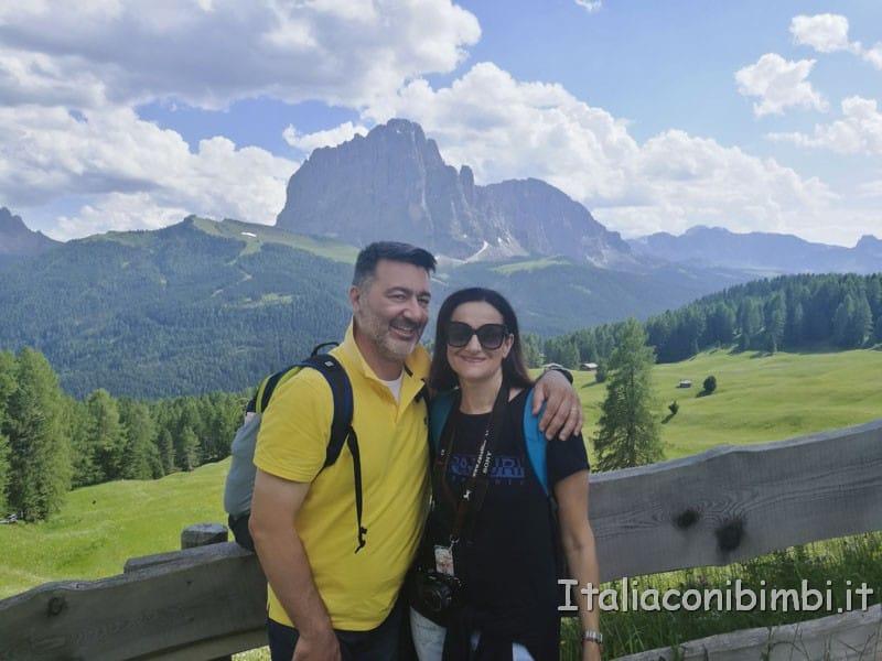 Cavallino Bianco - noi in Val Gardena