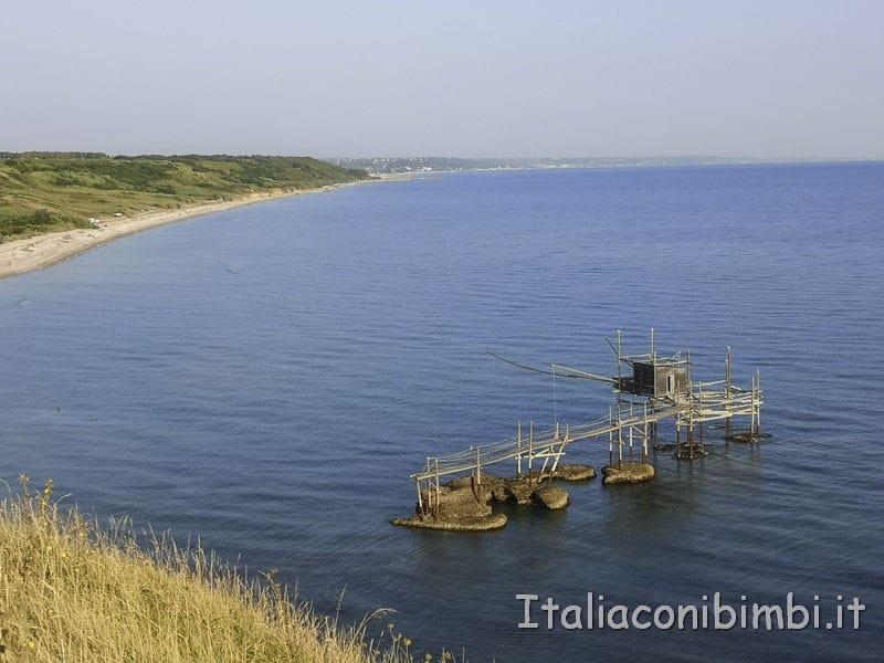 Costa dei Trabocchi- Trabocco di Punta Aderci