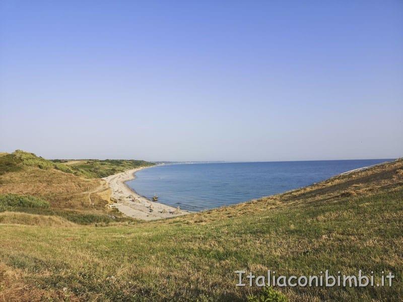 Costa dei Trabocchi- promontorio di Punta Aderci