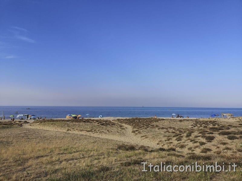 Costa dei Trabocchi- spiaggia Finis Terrae di Lido di Casalbordino