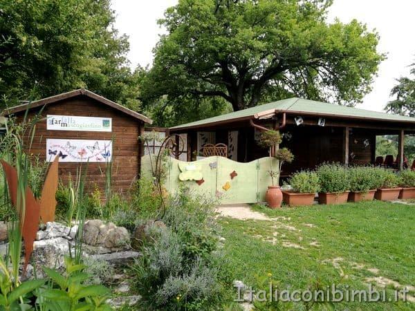 Giardino delle farfalle di Cessapalombo museo