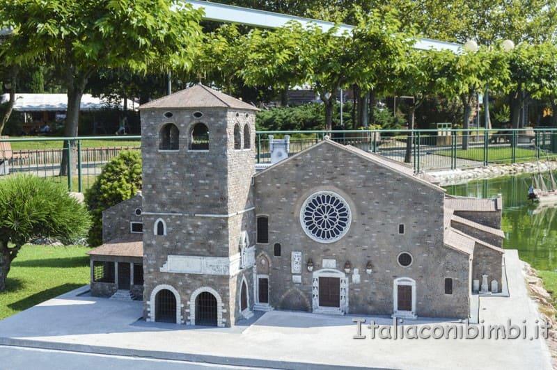 Italia in miniatura - Cattedrale di San Giusto di Trieste