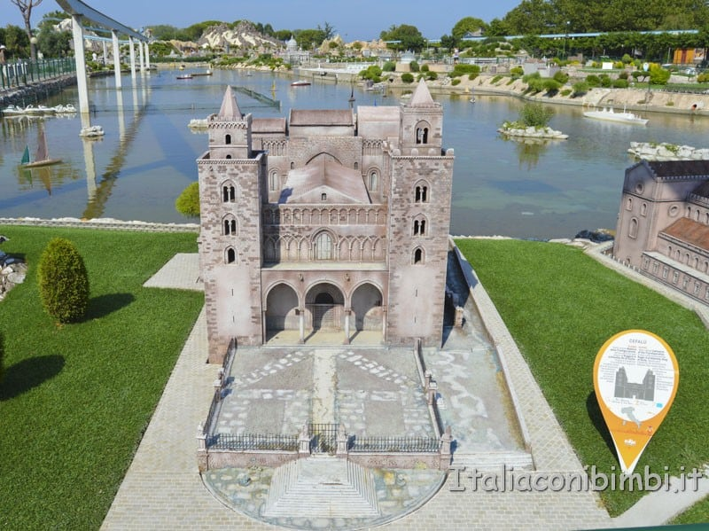 Italia in miniatura - Duomo di Cefalu