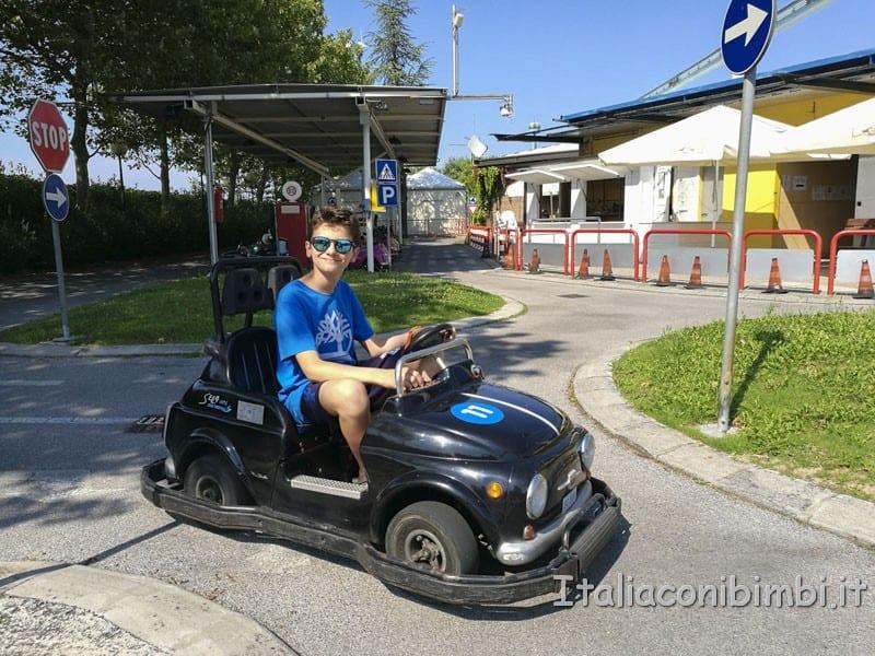 Italia in miniatura - scuola guida interattiva