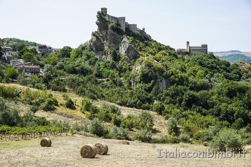 Rocca Scalegna - Castello