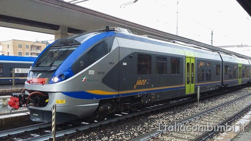 Treno regionale- Jazz