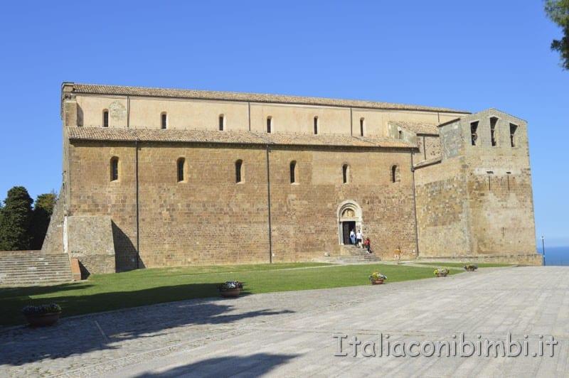 Vasto - Abbazia di San Giovanni in Venere a Fossacesia
