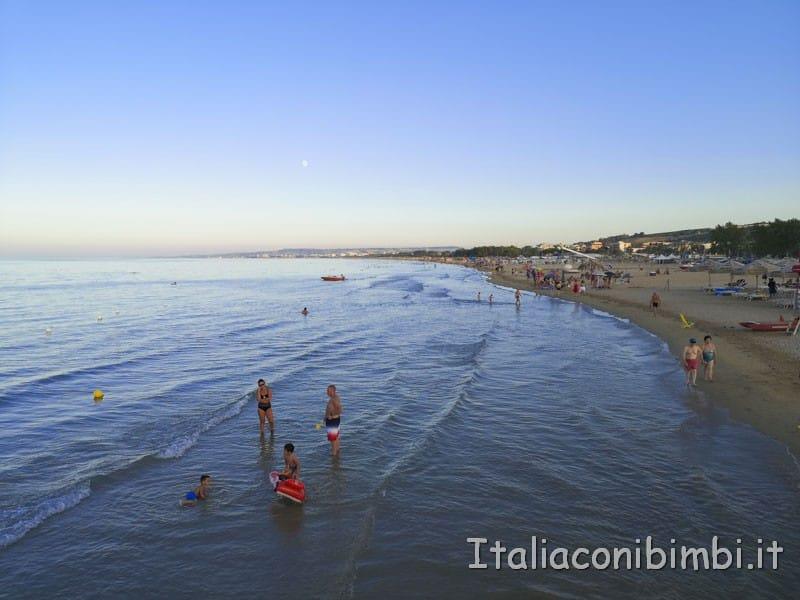 Vasto - spiaggia di Marina di Vasto