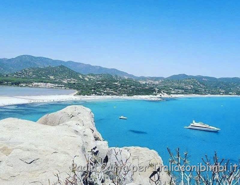 Villasimius- spiaggia