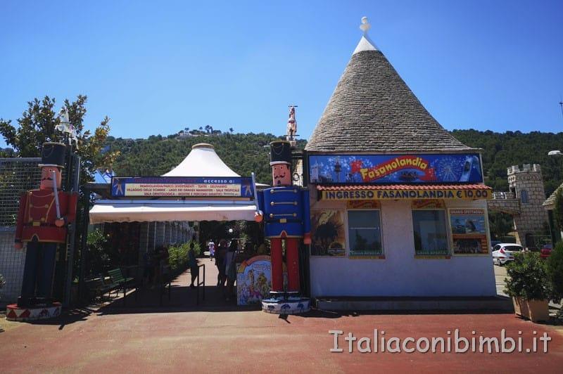 Zoo safari di Fasano - Fasanolandia