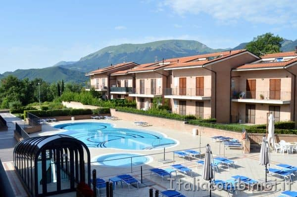 residence Terme di Sarnano