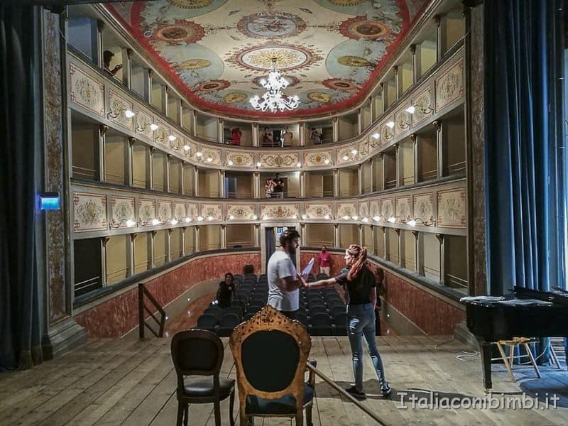Ripatransone - Teatro Mercantini