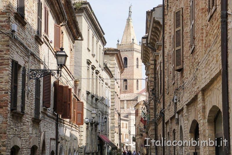 Ripatransone- centro storico