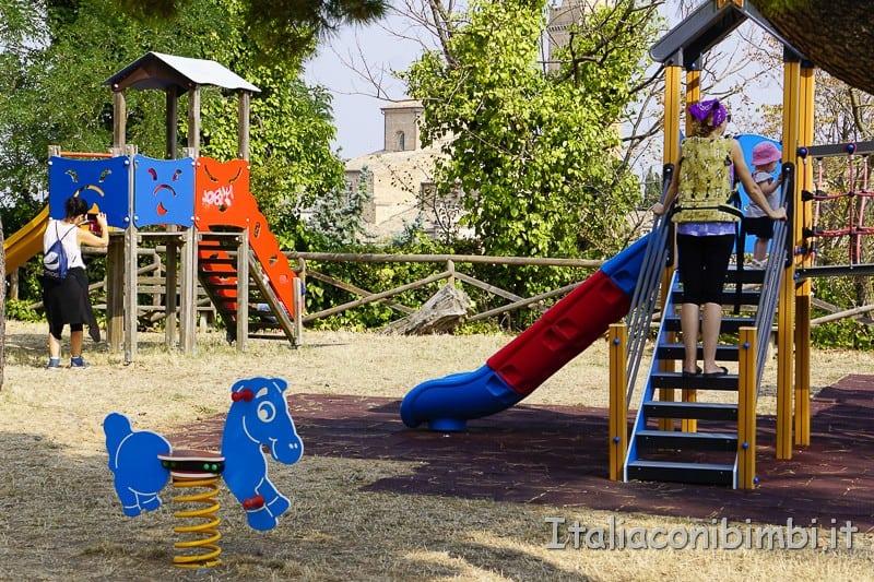 Ripatransone - parco giochi