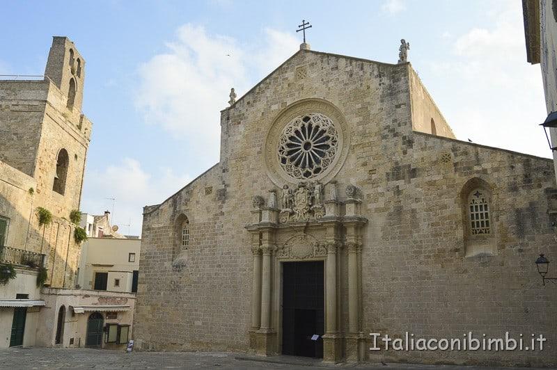 Salento- Otranto cattedrale