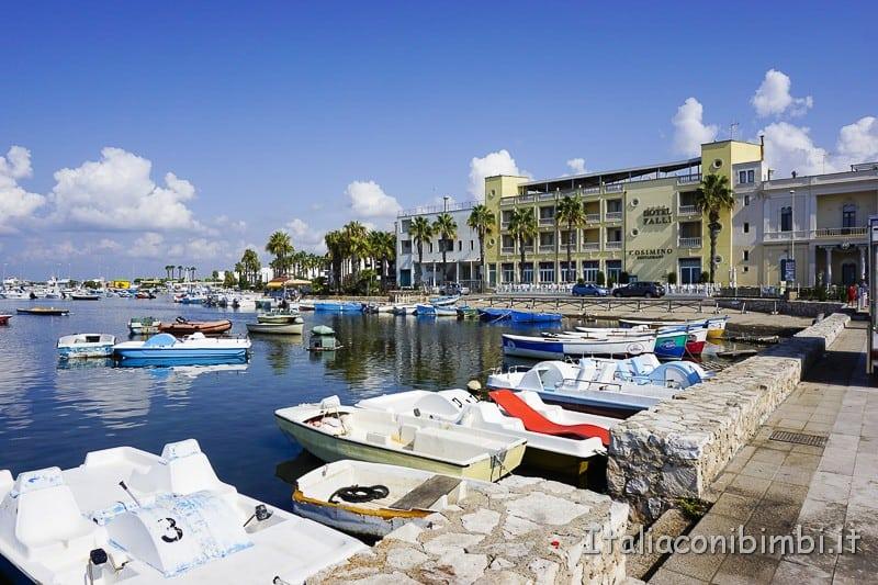 Salento - Porto Cesareo