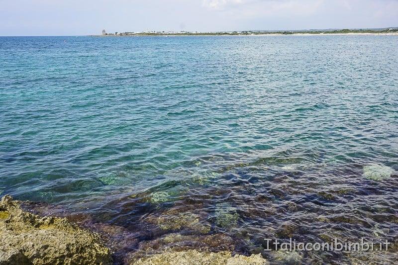 Salento- Punta Prosciutto