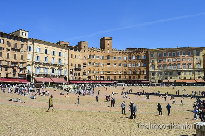 Siena- Piazza del Campo