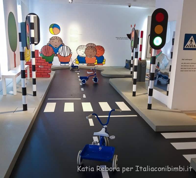 Utrecht- strada Miffy Museum