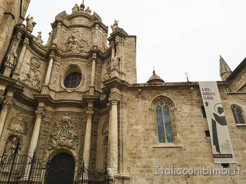 Valencia- Cattedrale