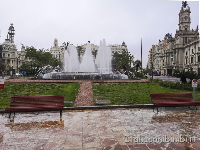 Valencia- Placa Ayuntamiento