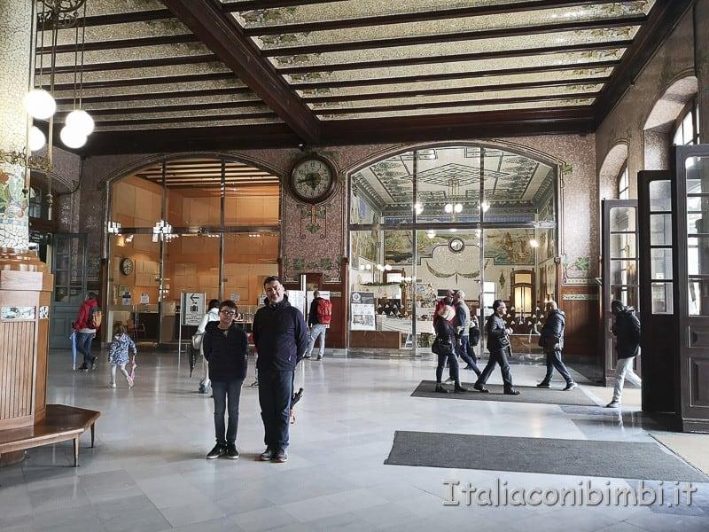 Valencia- Stazione del Nord