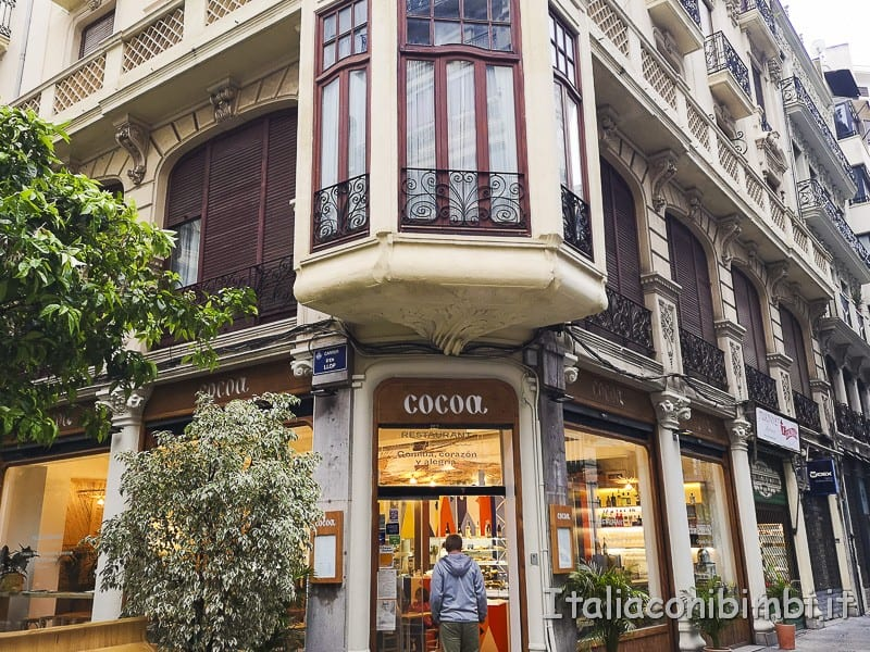 Valencia- bar Cocoa