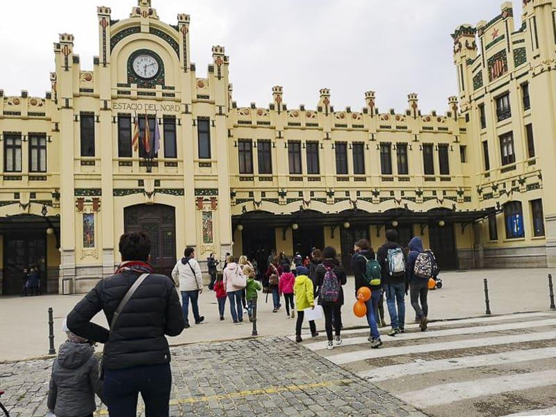 Valencia- visita guidata per bambini