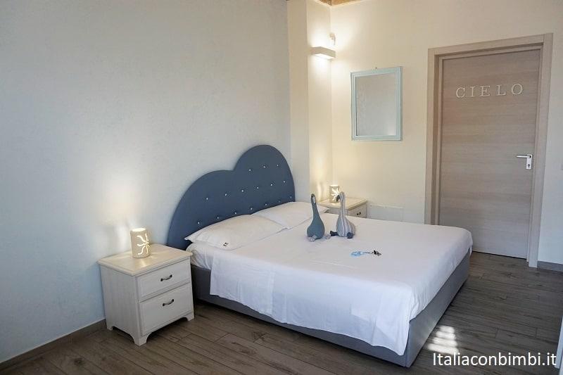 Camera Cielo del B&B Casa di Anita - Lecce