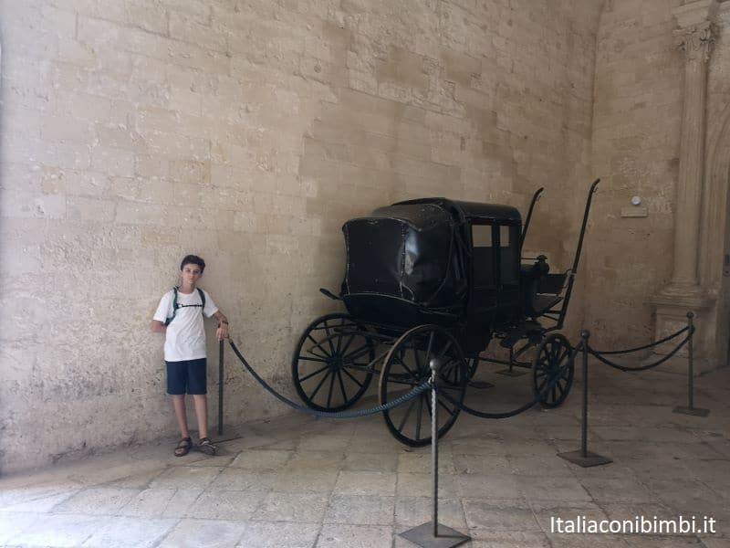 Castello Carlo V a Lecce