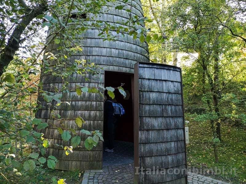 Giardini Trauttmansdorff di Merano - casetta delle api
