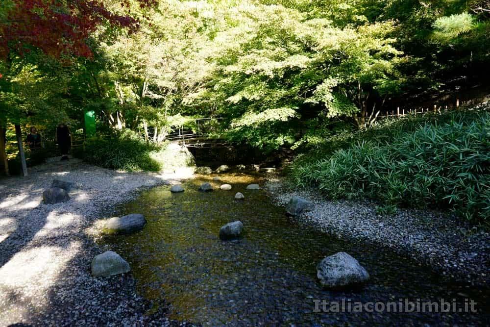 Giardini Trauttmansdorff di Merano - giardino giapponese