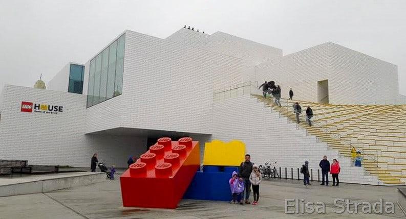 Lego House Danimarca- esterni