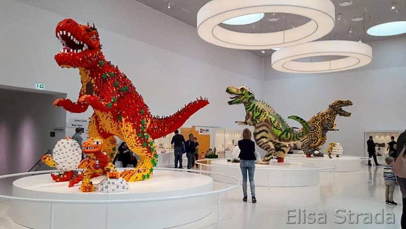 Lego House Danimarca- interno