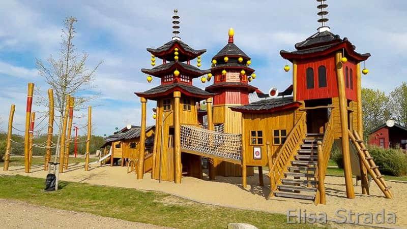 Legoland Holiday Village- area giochi