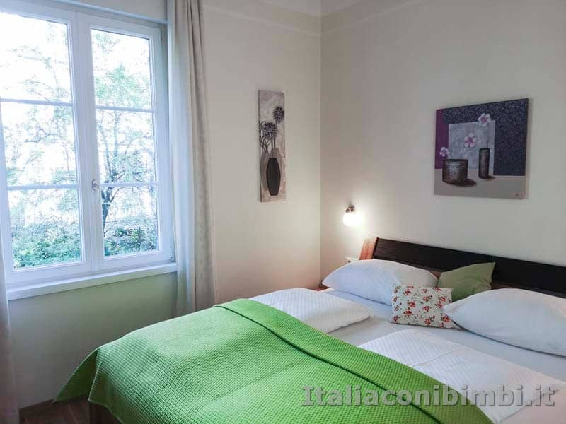 Merano - camera del Residence Diana